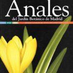 Anales del Jardin botanico de Madrid