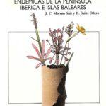 Atlas corologico de las monocotiledoneas endemicas de la penins
