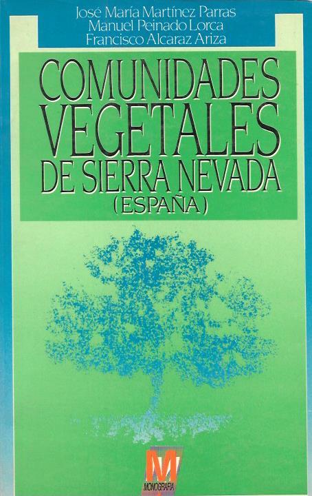 Comunidades vegetales de Sierra NEvada