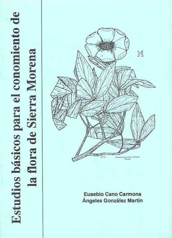 Estudios basicos para el conocimiento de la flora de Sierra Mor