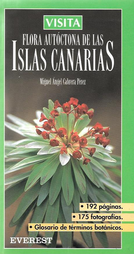 FLora autoctona de las islas canarias