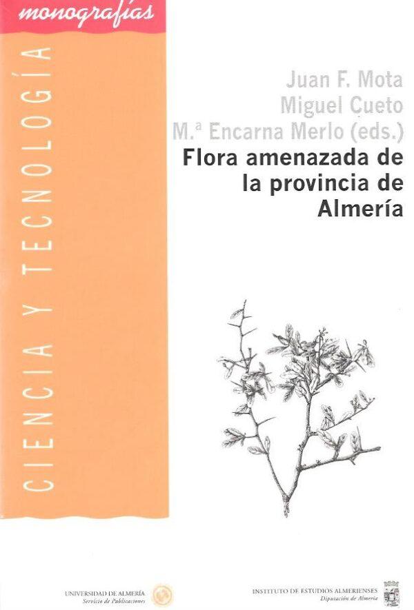 Flora amenazada de la provincia de almeria