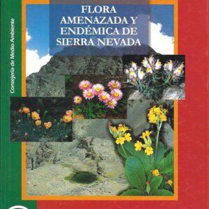 Flora amenazada y endemica de sierra nevada