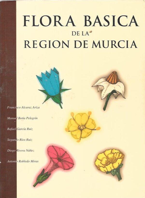 Flora basica de la region de murcia