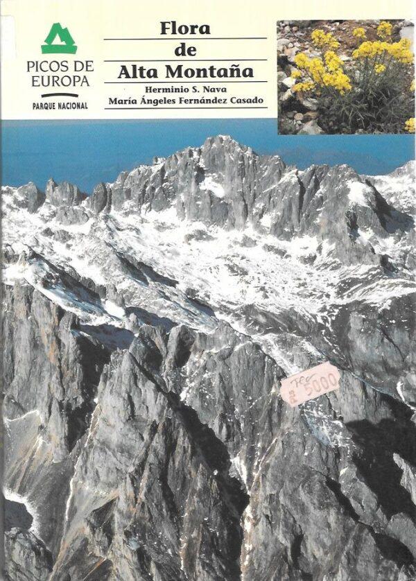 Flora de alta montaña. Picos de Europa