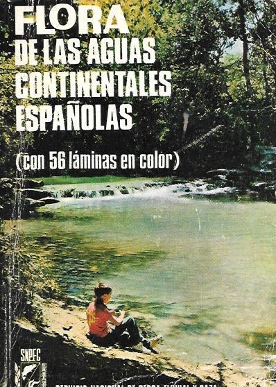 Flora de las aguas continentales españolas