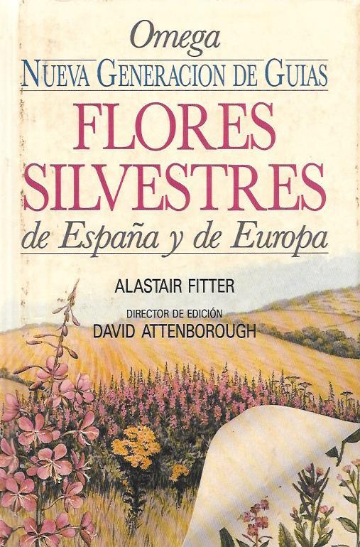 Flores Silvestres de España y Europa