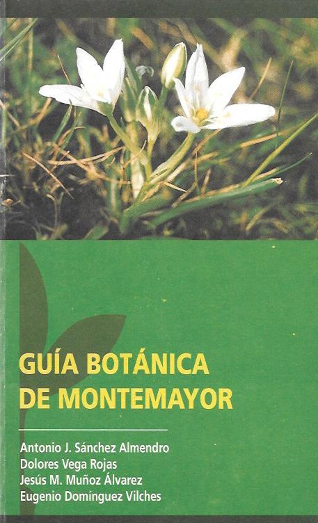 Guía botánica de Montemayor