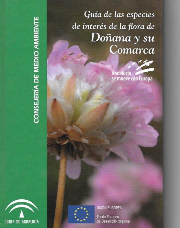 Guía de las especies de interés de la flora de Doñana y su Comarca