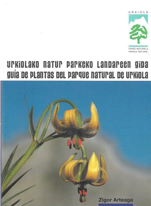 Guía de plantas del Parque Natural de Urkiola