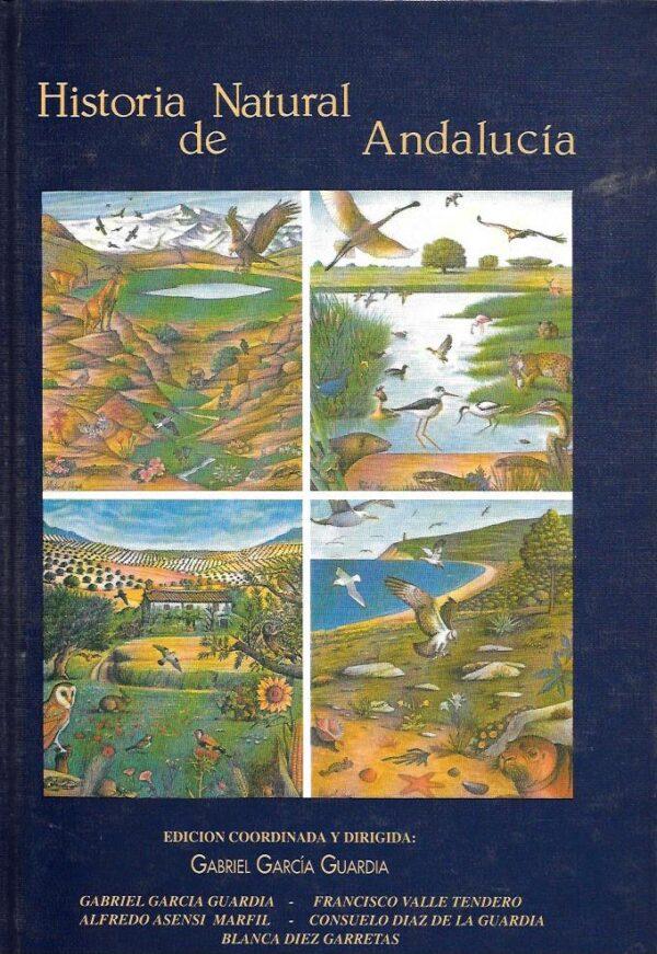 Historia natural de andalucia