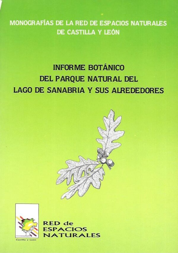 Informe botanico del Parque Natural del lago se sanbria y sus a