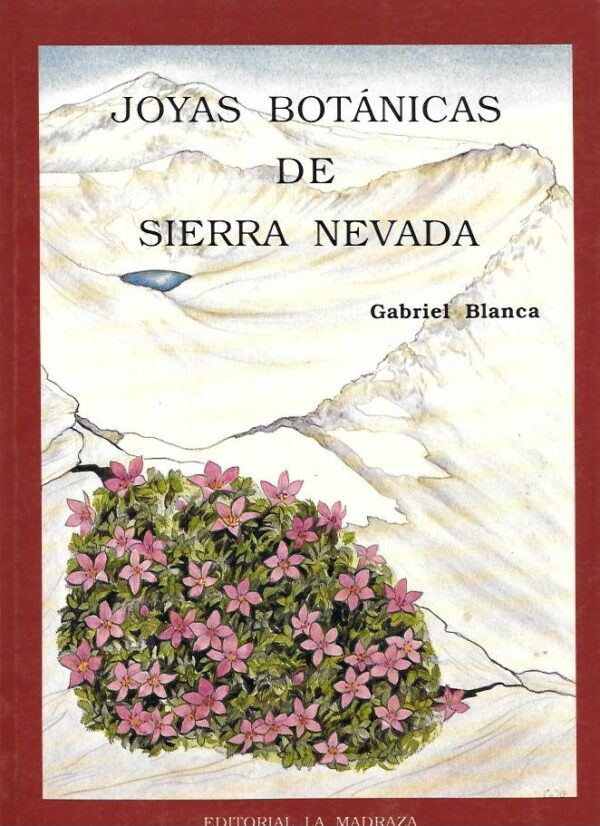 Joyas botanicas de sierra nevada