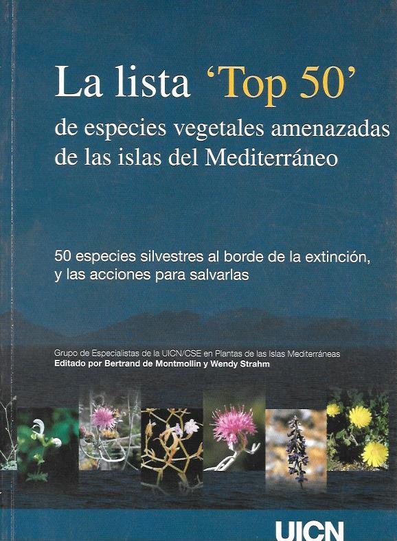 La lista top 50