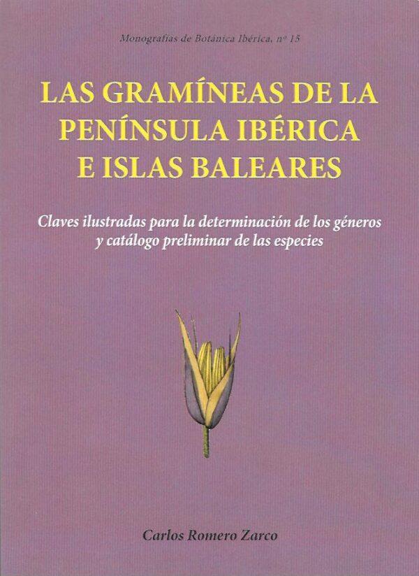 Las gramineas de la peninsula iberica e islas baleares
