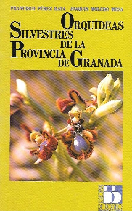 Orquideas silvestres de la provincia de granada
