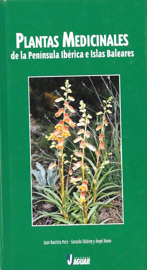 Plantas medicinales de la peninsula iberica e islas baleares