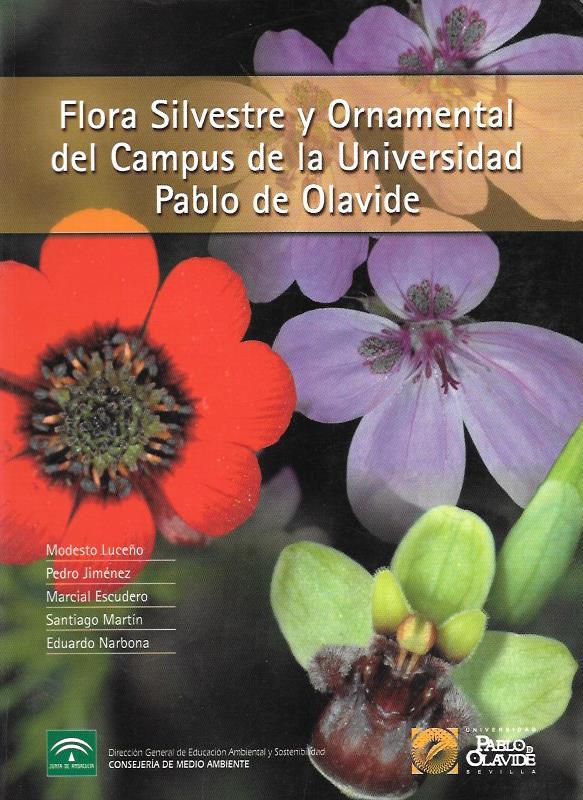 Plantas silvestres del campus de la Universidad Pablo de Olavide