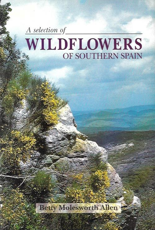 selection of wildflowers of southern Spain
